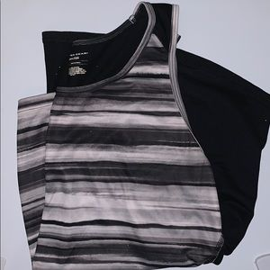 Women's workout shirt